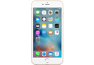 APPLE iPhone 6s Plus 128 GB Goud